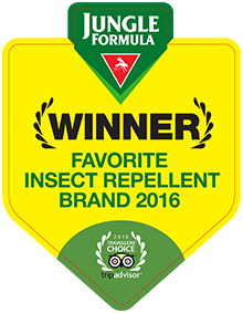 Trip Advisor - WINNER - Favourite Insect Repellent Brand 2016